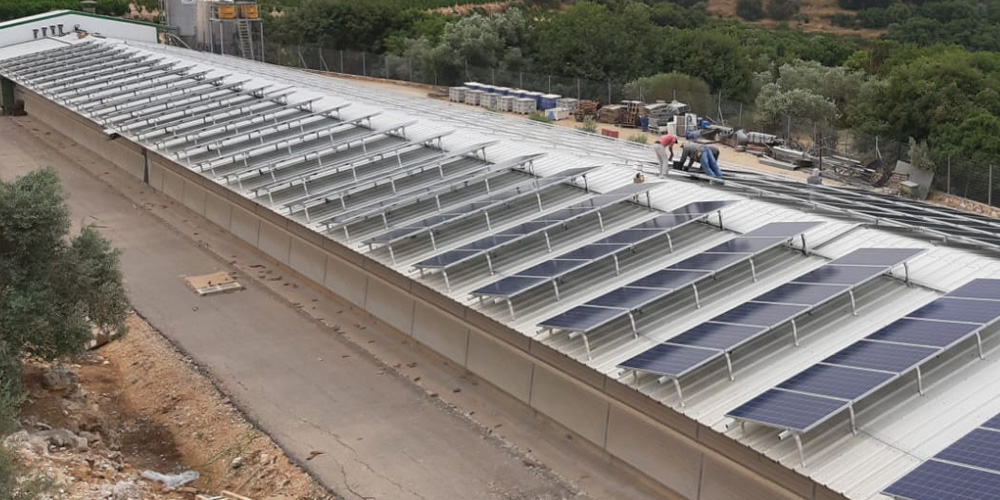 התקנת מערכות סולאריות בדרום