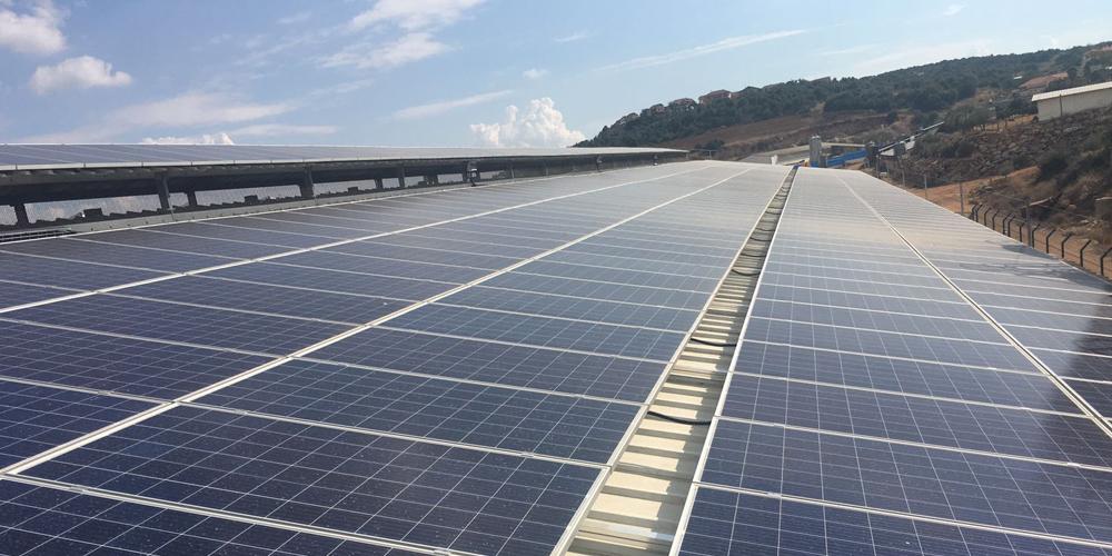 מערכות סולאריות לעסק